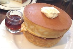スフレパンケーキのカロリー