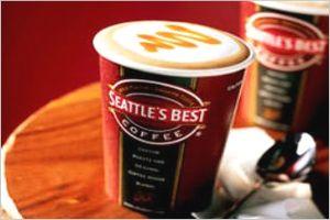 シアトルスベストコーヒー 焦がしカラメルラテ