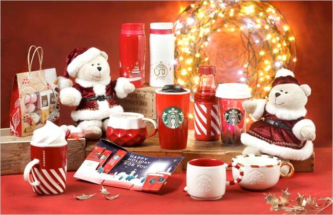 スタバ クリスマス 2015