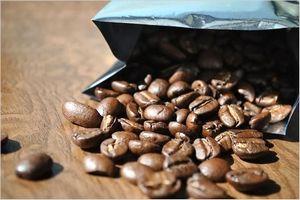 パカマラのコーヒー豆