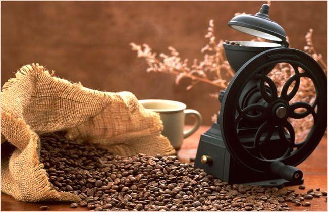 コーヒー豆 挽き方