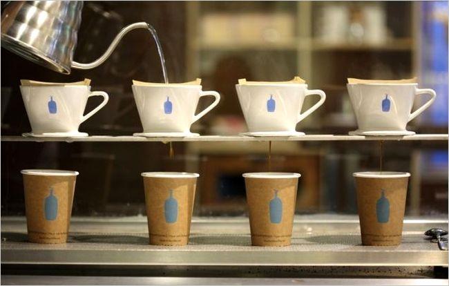 ブルーボトルコーヒーの営業時間