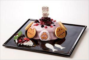 一松とニャニィニュニェニョンの幸せギュッギュっ☆パンケーキ